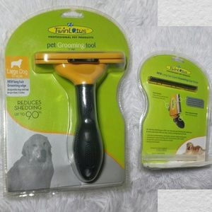 Twin Lotus Professional Pet Grooming Tool